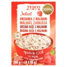 Tesco Instant Oat Meal with Raspberry 4 x 65 g