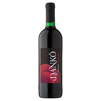 Dankó Duna-Tisza Közi Cuvée édes vörösbor 10% 0,75 l