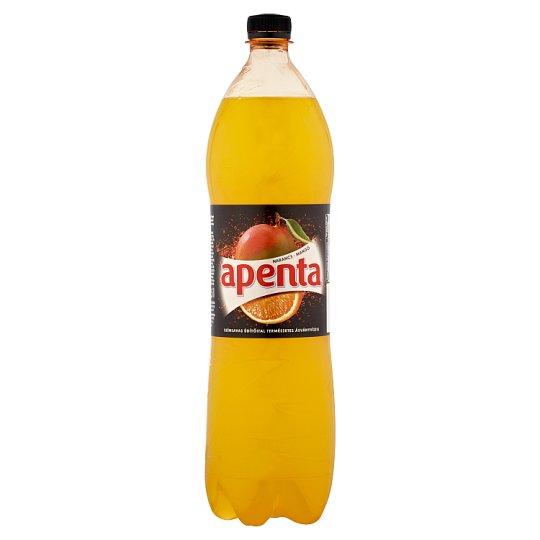 Apenta Exotic narancs-mangó szénsavas üdítőital 1,5 l