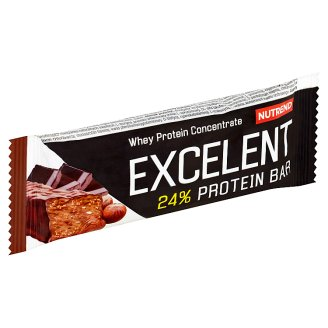 Nutrend Excelent Chocolate Flavoured Protein Bar with Nuts 40 g