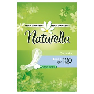 Naturella Light Camomile Panty Liners x100