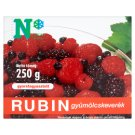 Nagyréde Rubin Quick-Frozen Fruit Mix 250 g