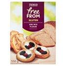 Tesco Free From gluténmentes sütőkeverék kenyerek és édestészták készítéséhez 550 g