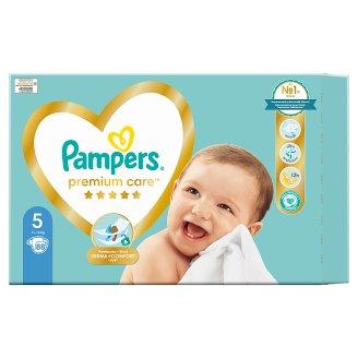 Pampers Premium Care, 5-ös Méret (Junior), 11-18 kg, 88 Darabos Kiszerelés