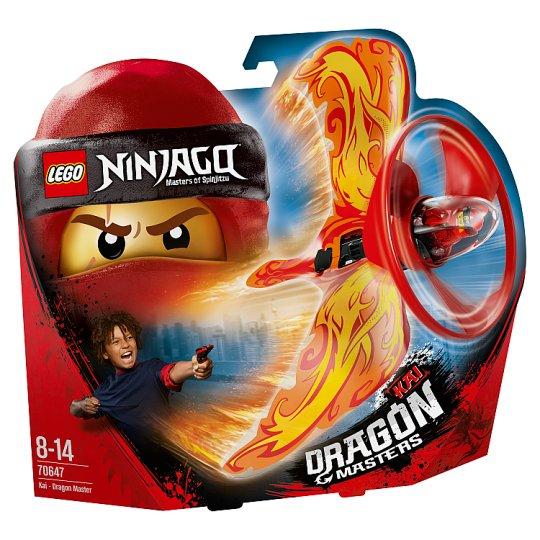 LEGO NINJAGO Kai - Dragon Master 70647