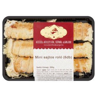 Mini Cheese Roll 6 pcs 200 g