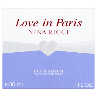 Nina Ricci Love in Paris EDP női parfüm 30 ml