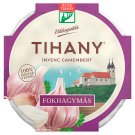 Tihany Válogatás Ínyenc Camembert Garlic Flavoured Fat Soft Cheese 125 g