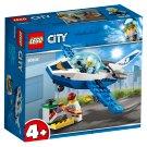 LEGO City Police Légi rendőrségi járőröző repülőgép 60206