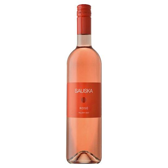 Sauska Rosé száraz rosé bor 12,5% 0,75 l