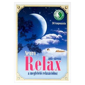 Dr. Chen Patika Neuro Relax anti-stressz étrend-kiegészítő kapszula 30 db 11,8 g