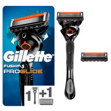 Gillette Fusion5 ProGlide Razor For Men + 1 Blade Refill