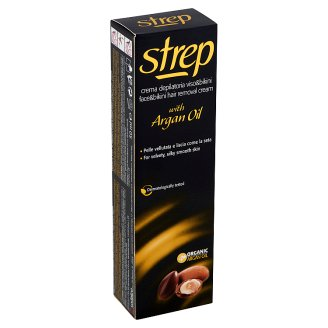 Strep Face & Bikini Hair Removal Cream with Argan Oil 50 ml