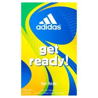 Adidas Get Ready! Eau de Toilette for Him 100 ml