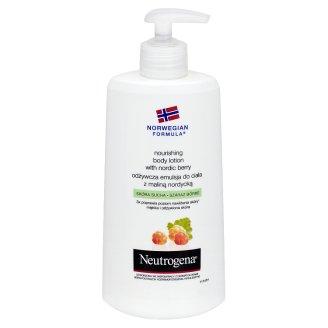 Neutrogena Norvég Formula tápláló testápoló sarki szederrel száraz bőrre 400 ml