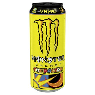 Monster Energy The Doctor Carbonated Mixed Fruit Drink 500 ml