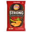 Lay's Strong Chili & Lime Flavoured Potato Chips 150 g