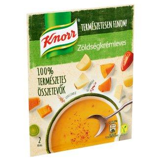 Knorr zöldségkrémleves 62 g
