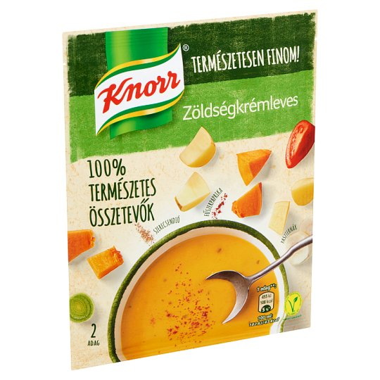 Knorr Vegetable Cream Soup 62 g