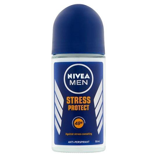 NIVEA MEN Stress Protect Anti-Perspirant Roll-On Deodorant 50 ml