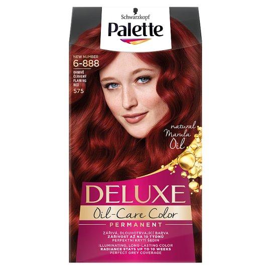 Schwarzkopf Palette Deluxe Intense Cream Hair Colorant 575 Fire Red