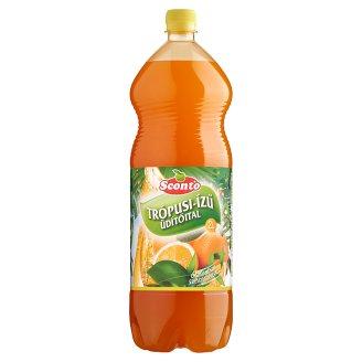 Sconto energiamentes trópusi-ízű üdítőital édesítőszerekkel 2 l