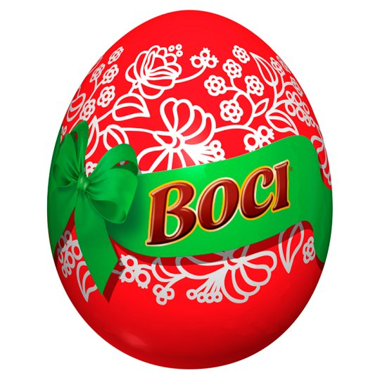 Boci Milk Chocolate Egg 40 g