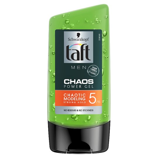 Taft Looks Hair Gel Chaos Look 150 ml