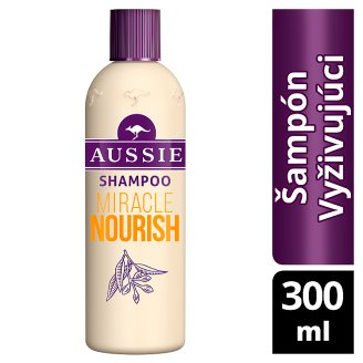 Aussie Miracle Nourish Shampoo To Give Hair A Nourishing Hug 300ML