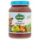 Ovko Gluten- and Dairy-Free Apple with Blueberry Baby Dessert 5+ Months 190 g