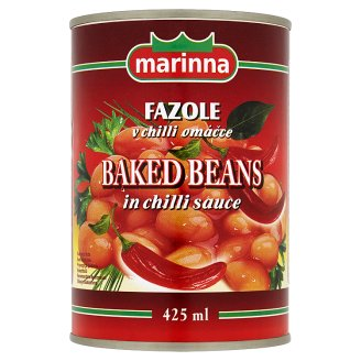 Marinna Baked Beans in Chilli Sauce 400 g