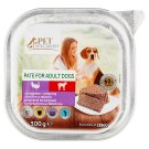 Tesco Pet Specialist Complete Dog Food Pate with Turkey and Calf 300 g