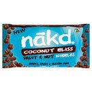 Nākd Coconut Fruit & Nut Nibbles 40 g