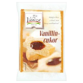 Váncza vanillincukor 4 x 10 g