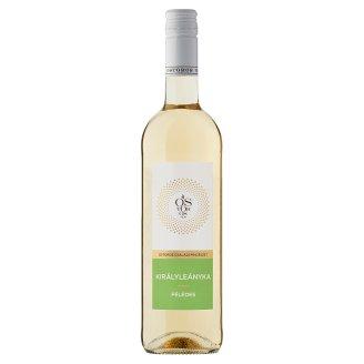 Ostorosbor Felső-Magyarországi Királyleányka félédes fehérbor 11,5% 750 ml