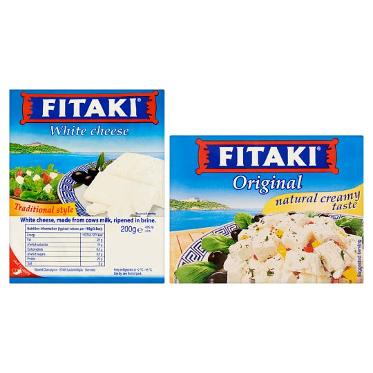 Fitaki Original Soft Cheese 200 g