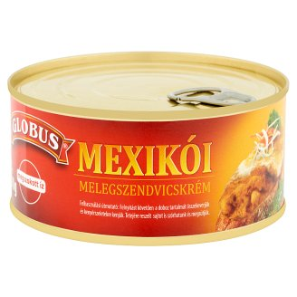 Globus Mexican Hot Sandwich Cream 290 g