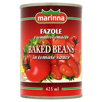 Marinna Baked Beans in Tomato Sauce 400 g