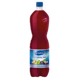Olympos Mediterrán Ízek alma-szőlő-kékszőlő ital 1,5 l