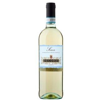 Decordi Soave minőségi száraz fehérbor 11,5% 750 ml