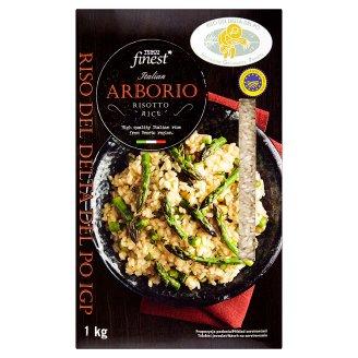 Tesco Finest hántolt, kerekszemű Arborio rizottó rizs 1 kg