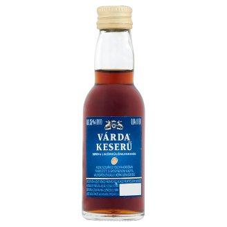 Várda Keserű Bitter Plum Liqueur Speciality 35% 0,04 l