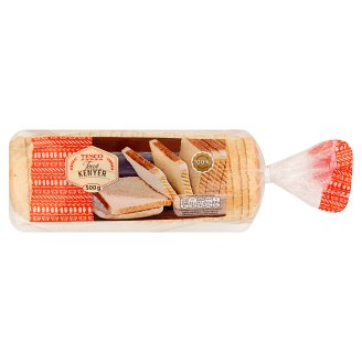 Tesco toast kenyér 500 g