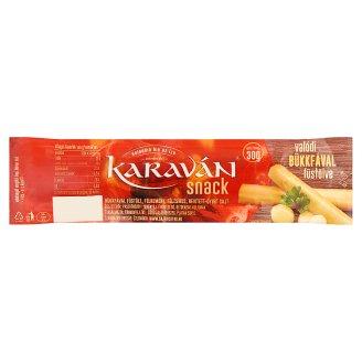 Karaván Snack Smoked Semi-Fat Cheese 30 g