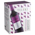 Teleki Portugieser Dry Red Wine 12% 3 liter