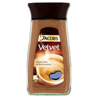 Jacobs Velvet Instant Coffee 200 g