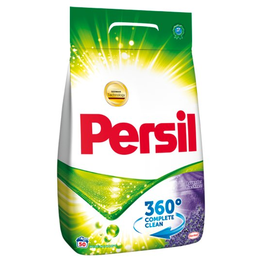 Persil Lavender Freshness Powder Detergent for White Clothes 50 Washes 3,25 kg