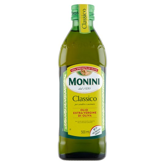 Monini Classico Extra Virgin Olive Oil 500 ml