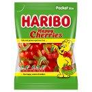 Haribo Happy Cherries gyümölcsízű gumicukor 100 g