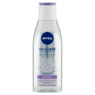 NIVEA 3 in 1 Soothing Care Micellar Face Cleanser 200 ml